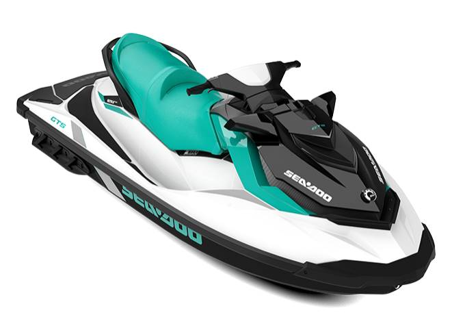 2018 Sea-Doo GTS in Yakima, Washington