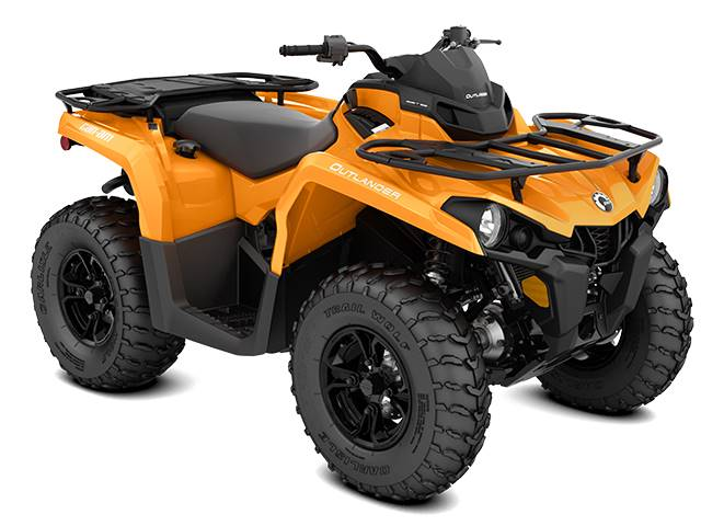 2018 Can-Am OUTLANDER DPS 450 in Yakima, Washington