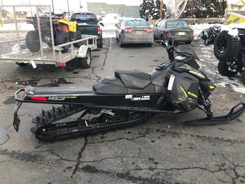 2014 Ski-Doo SUMMIT X 163 800R E-TEC in Yakima, Washington