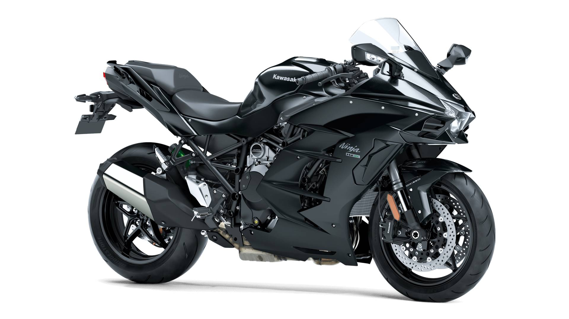 2018 Kawasaki NINJA H2 SX in Yakima, Washington