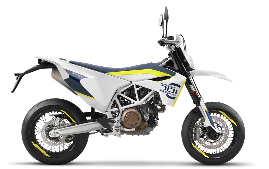 2019 Husqvarna 701 SUPERMOTO in Yakima, Washington