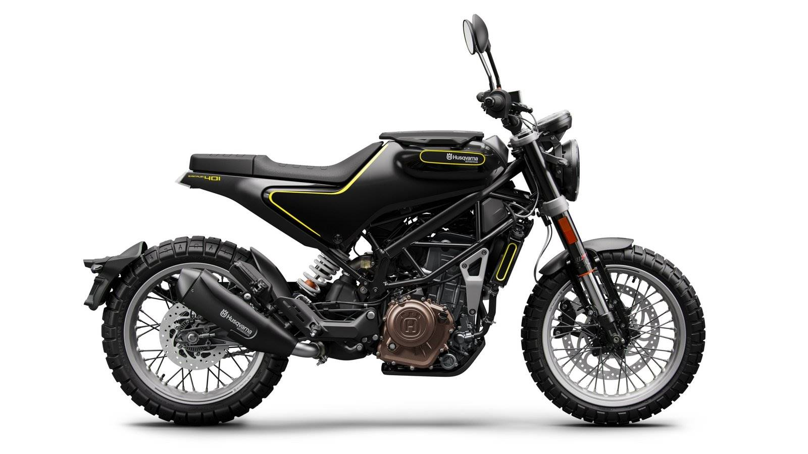 2019 Husqvarna SVARTPILEN 401 in Yakima, Washington - Photo 2