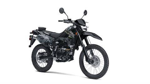 2019 Kawasaki KLX 250 CAMO in Yakima, Washington