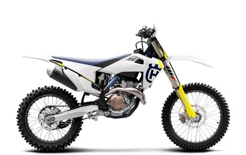 2019 Husqvarna FC 350 in Yakima, Washington