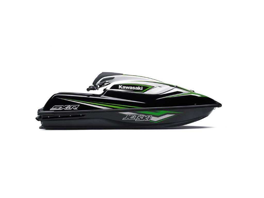 2017 Kawasaki JET SKI SX-R in Yakima, Washington