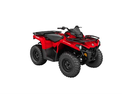 2020 Can-Am OUTLANDER 450 in Yakima, Washington