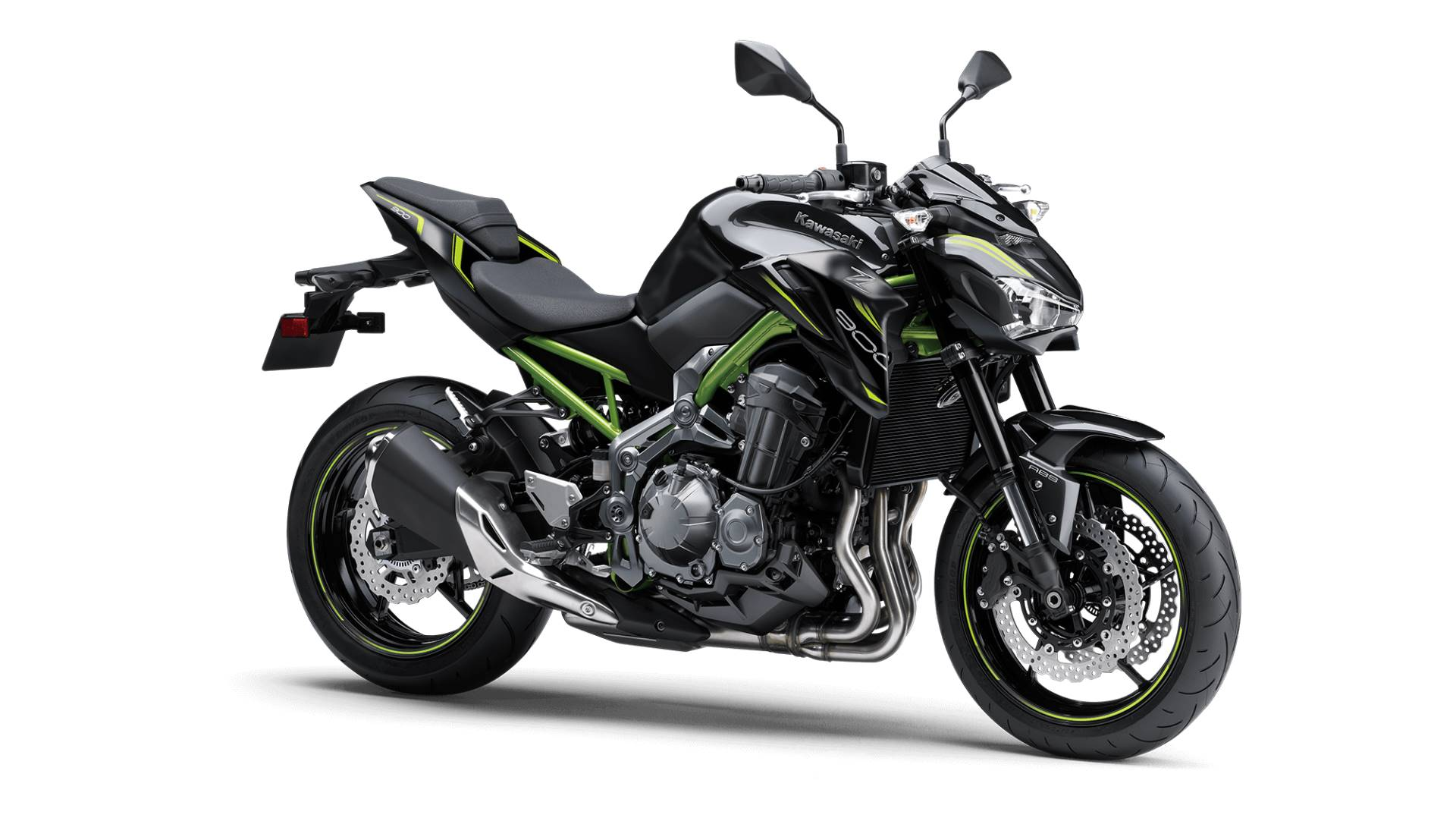 2019 Kawasaki Z900 in Yakima, Washington