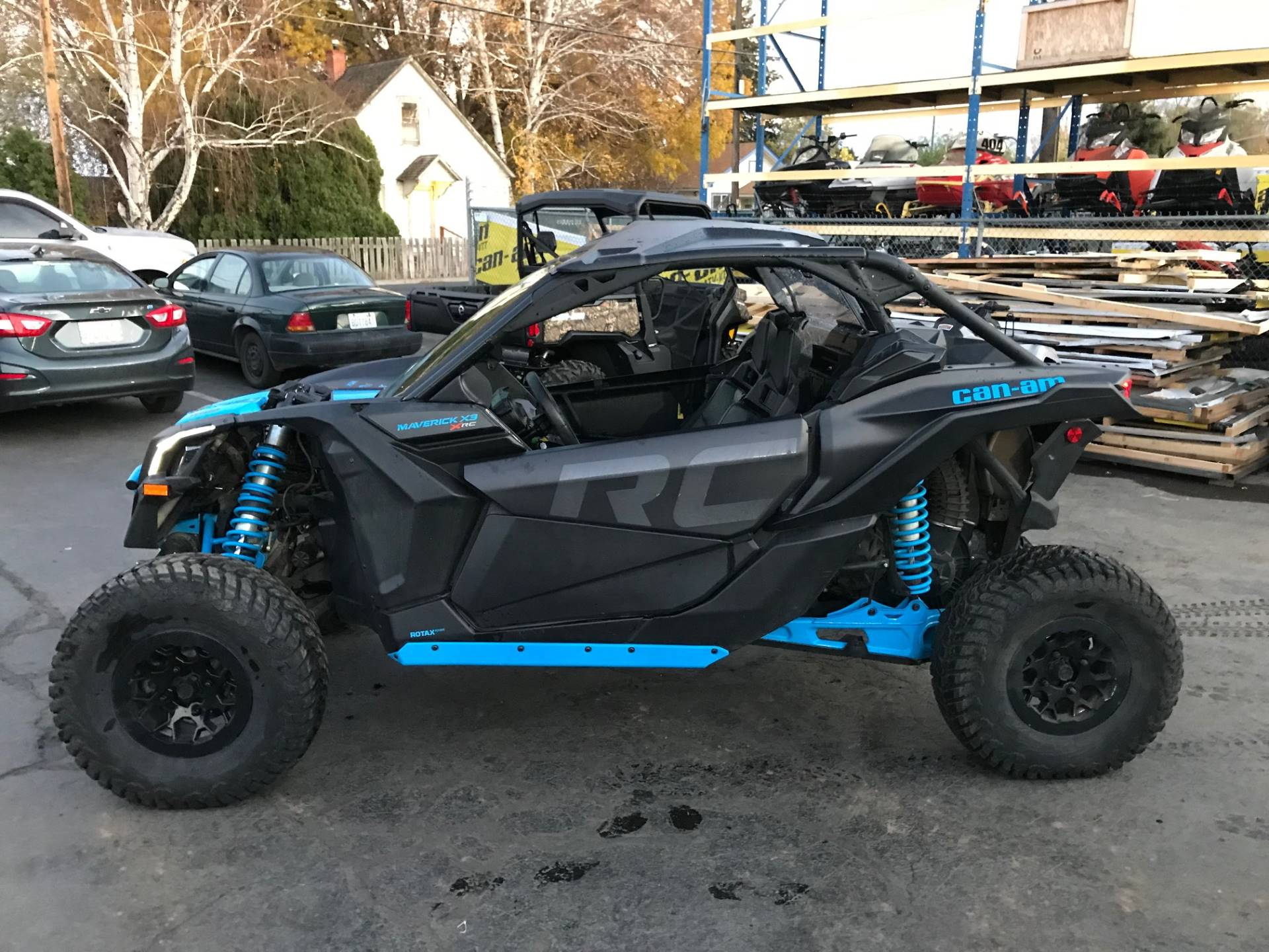 2018 Can-Am MAVERICK X3 XRC TURBO in Yakima, Washington