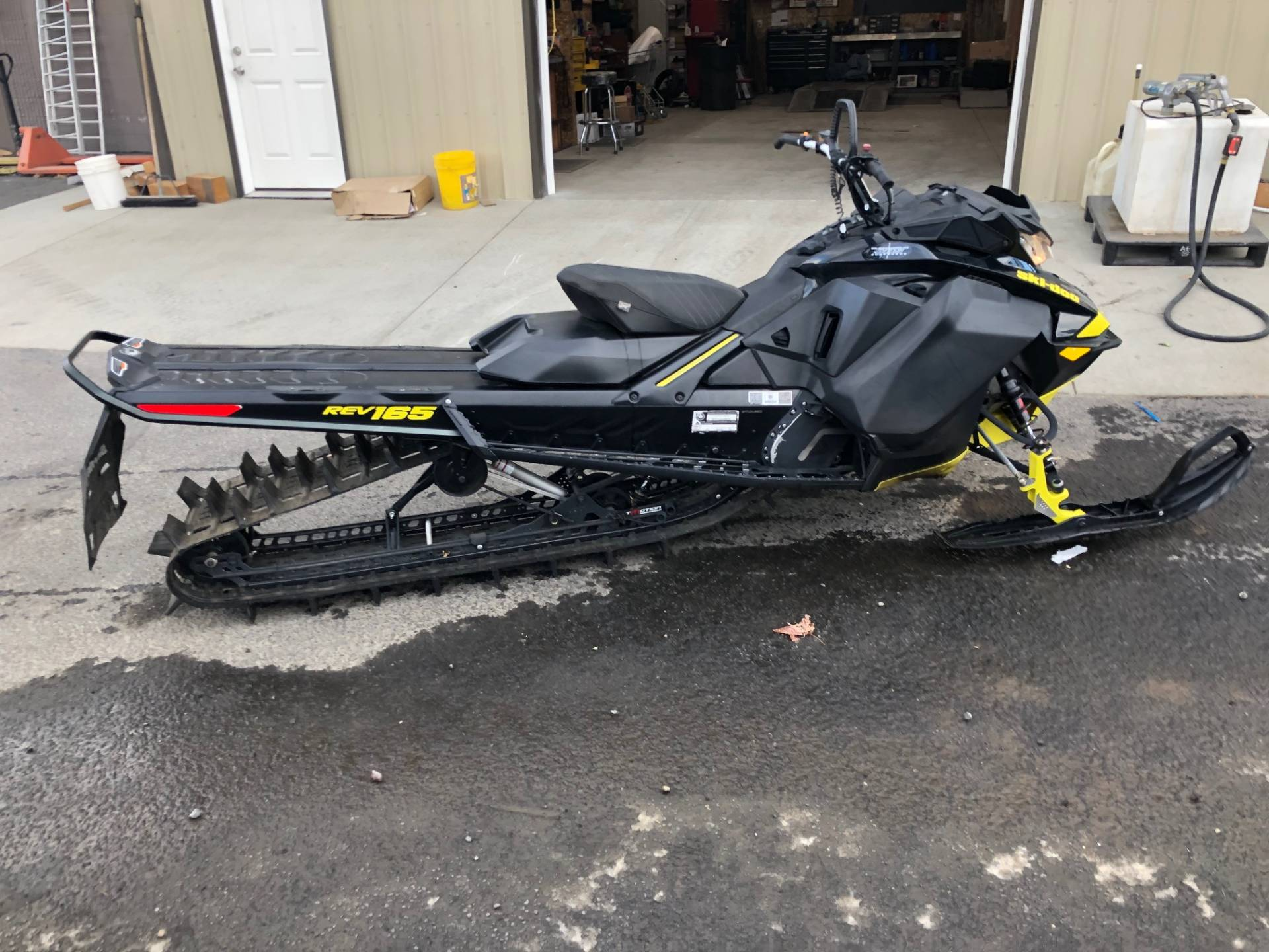 2018 Ski-Doo SUMMIT X 165 850 E-TEC SHOT 3.0 in Union Gap, Washington