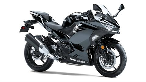 2019 Kawasaki NINJA 400 ABS in Yakima, Washington