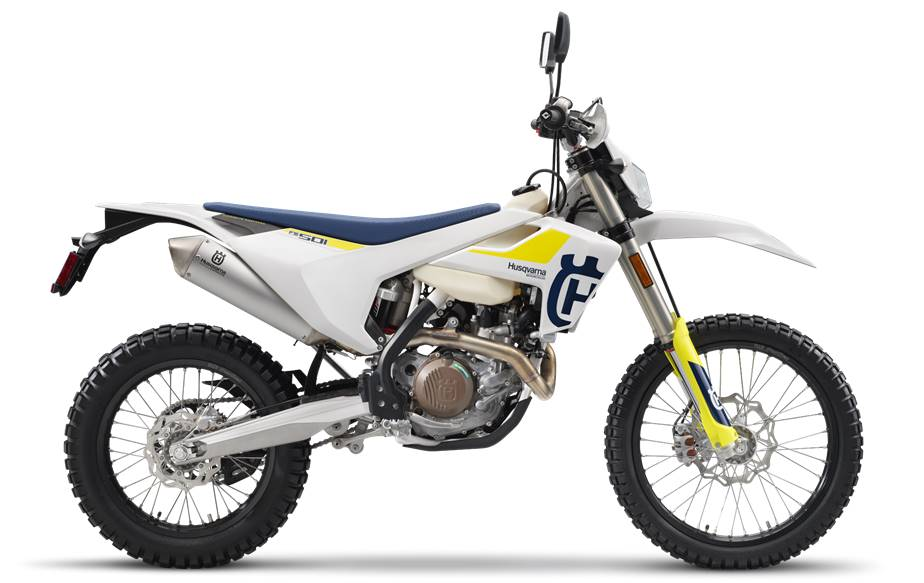 2019 Husqvarna FE 501 in Yakima, Washington