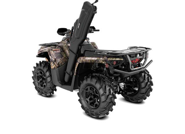 2019 Can-Am OUTLANDER MOSSY OAK HUNTING EDITION 570 in Yakima, Washington