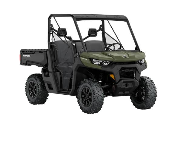 2020 Can-Am DEFENDER DPS HD8 in Yakima, Washington