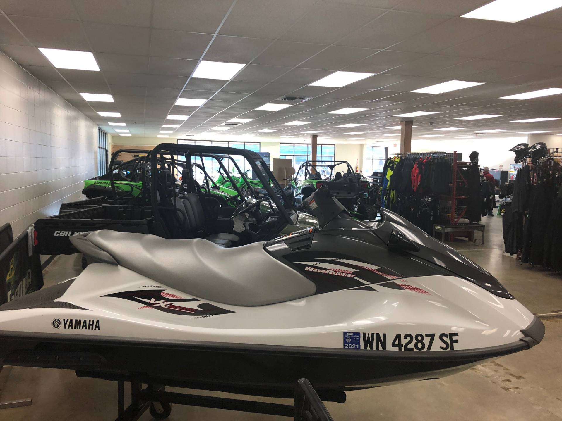 2014 Yamaha WAVE RUNNER VX SPORT in Union Gap, Washington - Photo 3