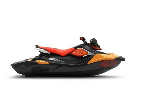 2019 Sea-Doo SPARK 3UP 900HO/IBR/TRIXX/SOUND in Yakima, Washington
