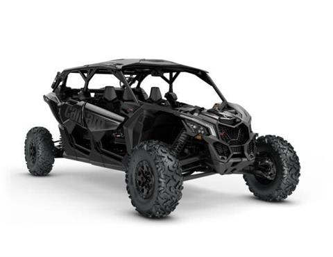 2018 Can-Am MAVERICK X3 MAX X RS DPS TURBO R in Yakima, Washington
