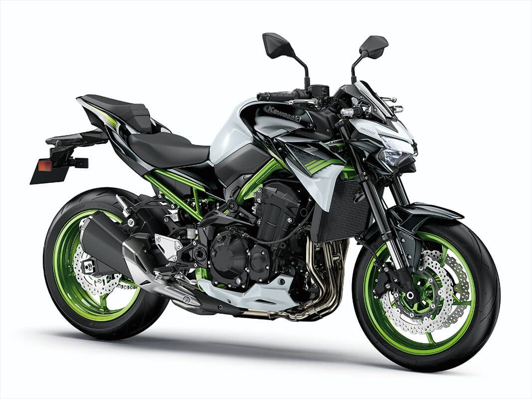 2021 Kawasaki Z900 ABS in Union Gap, Washington - Photo 1