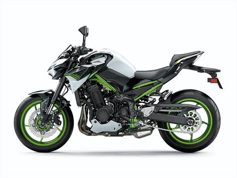 2021 Kawasaki Z900 ABS in Union Gap, Washington - Photo 2