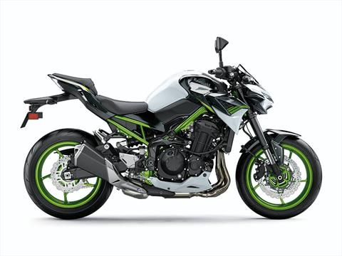 2021 Kawasaki Z900 ABS in Union Gap, Washington - Photo 3
