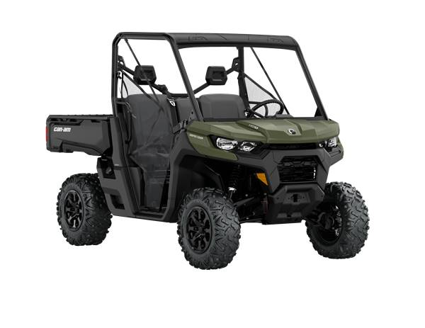 2020 Can-Am DEFENDER DPS HD10 in Yakima, Washington