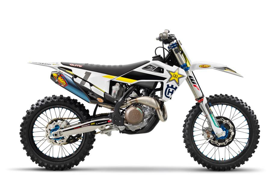 2019 Husqvarna FC 450 ROCKSTAR EDITION in Yakima, Washington