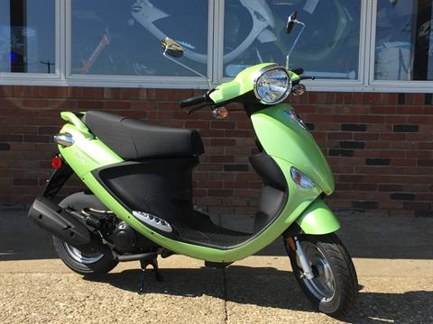 2016 Genuine Scooters Buddy 50 in Southampton, New York
