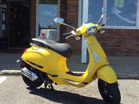 2018 Vespa Sprint S 150 in Southampton, New York