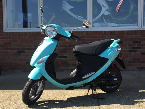 2018 Genuine Scooters Buddy 50 in Southampton, New York