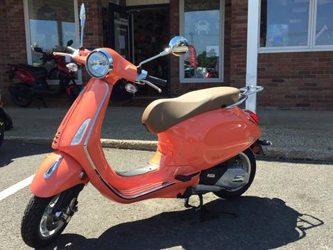 2018 Vespa Primavera 150 in Southampton, New York