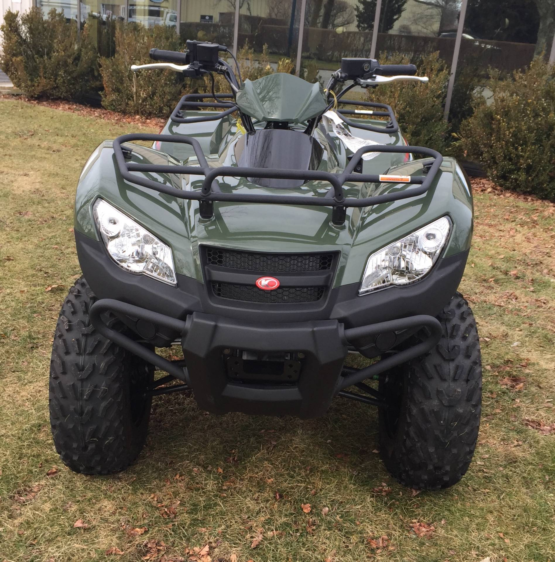 2018 kymco mxu 450i atvs southampton new york stock. Black Bedroom Furniture Sets. Home Design Ideas