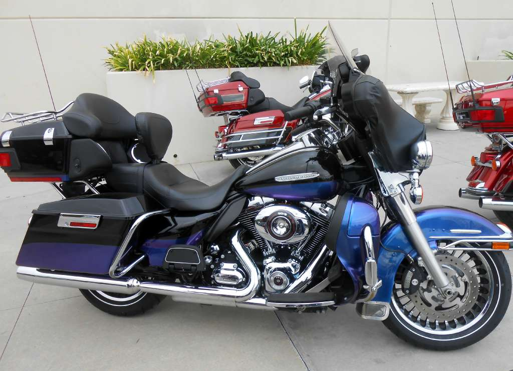 2010 Harley-Davidson Electra Glide® Ultra Limited in Montclair, California