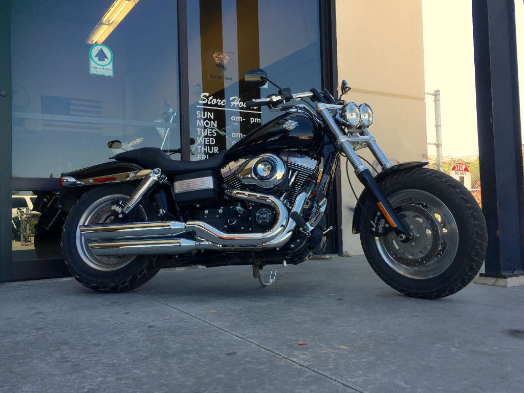 2013 Harley-Davidson Dyna® Fat Bob® in Montclair, California