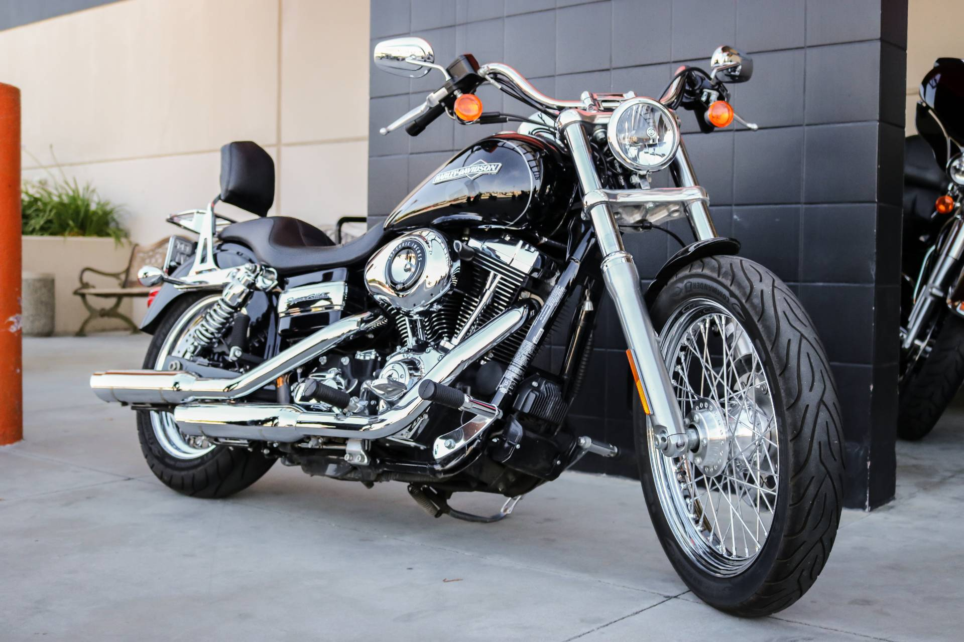 2014 Dyna Super Glide Custom