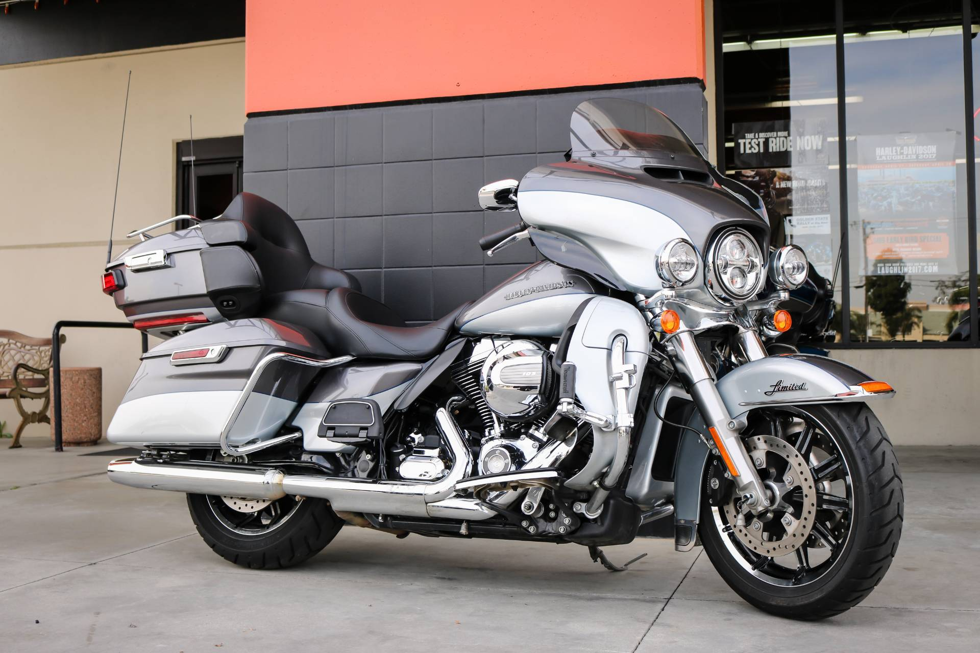 2014 Harley-Davidson Ultra Limited in Montclair, California