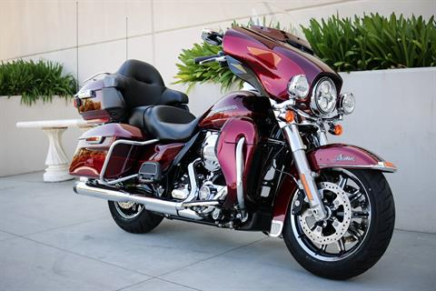 2016 Harley-Davidson Ultra Limited in Montclair, California
