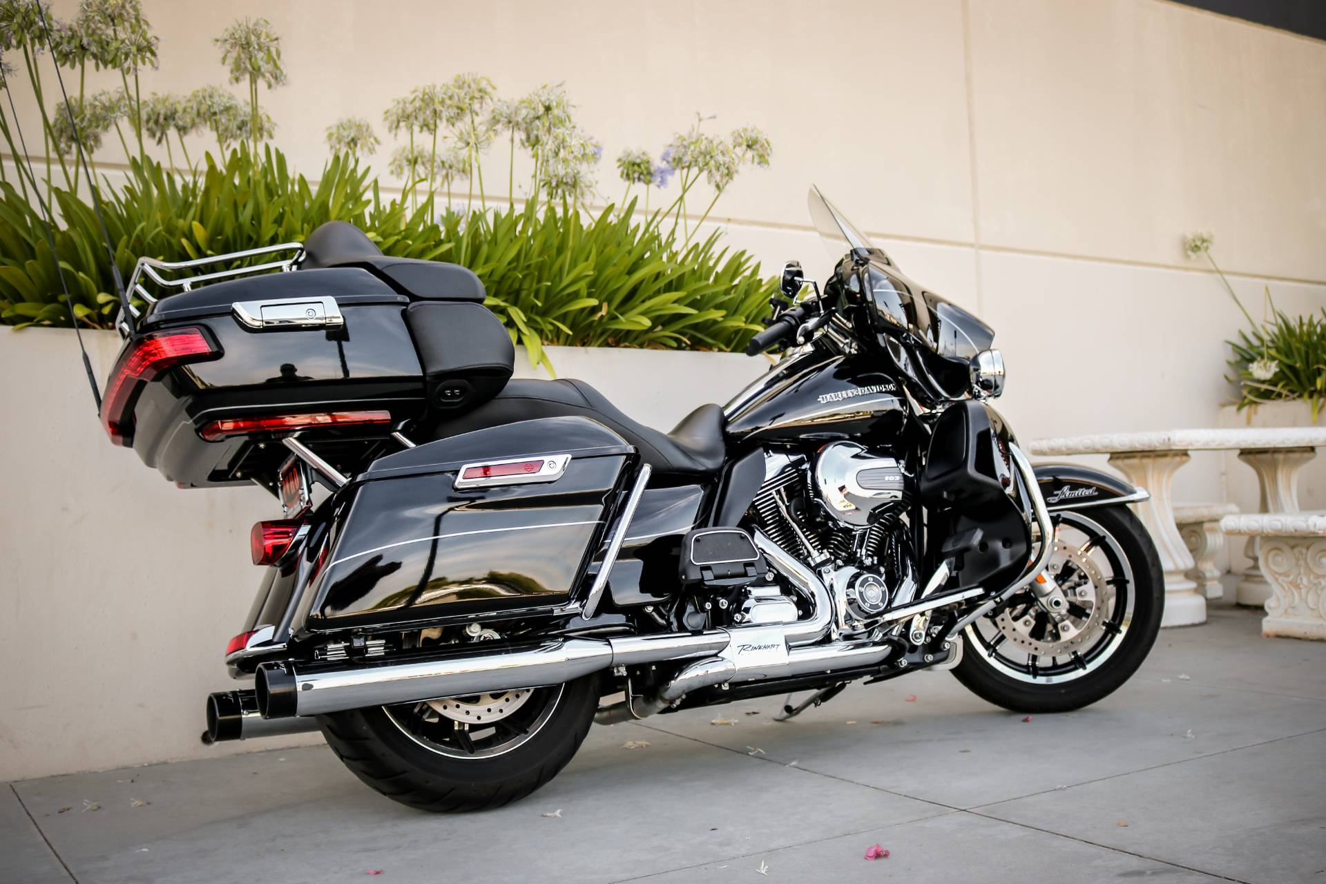 2015 Harley-Davidson Ultra Limited in Montclair, California