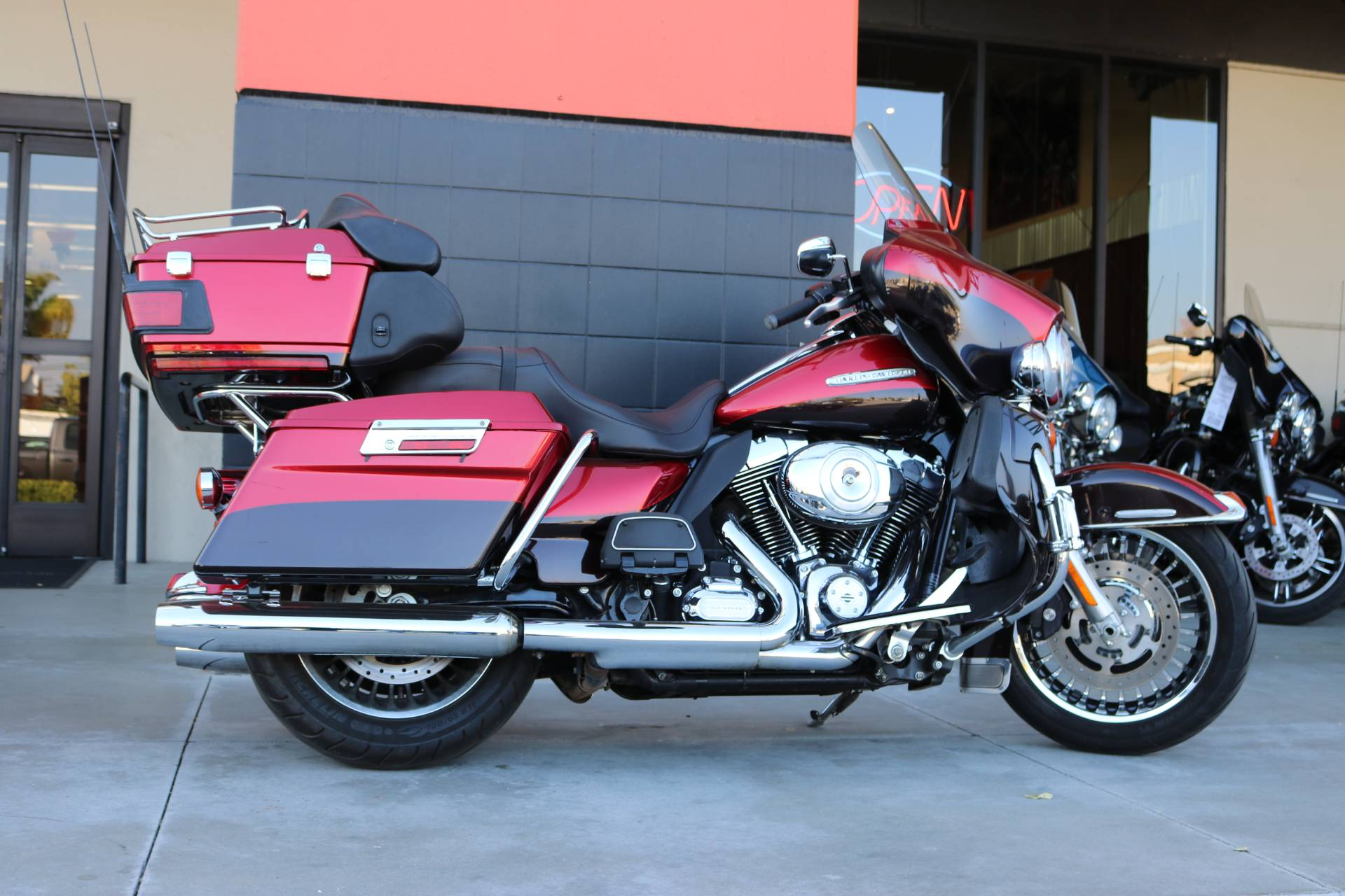 2012 Harley-Davidson Electra Glide® Ultra Limited in Montclair, California