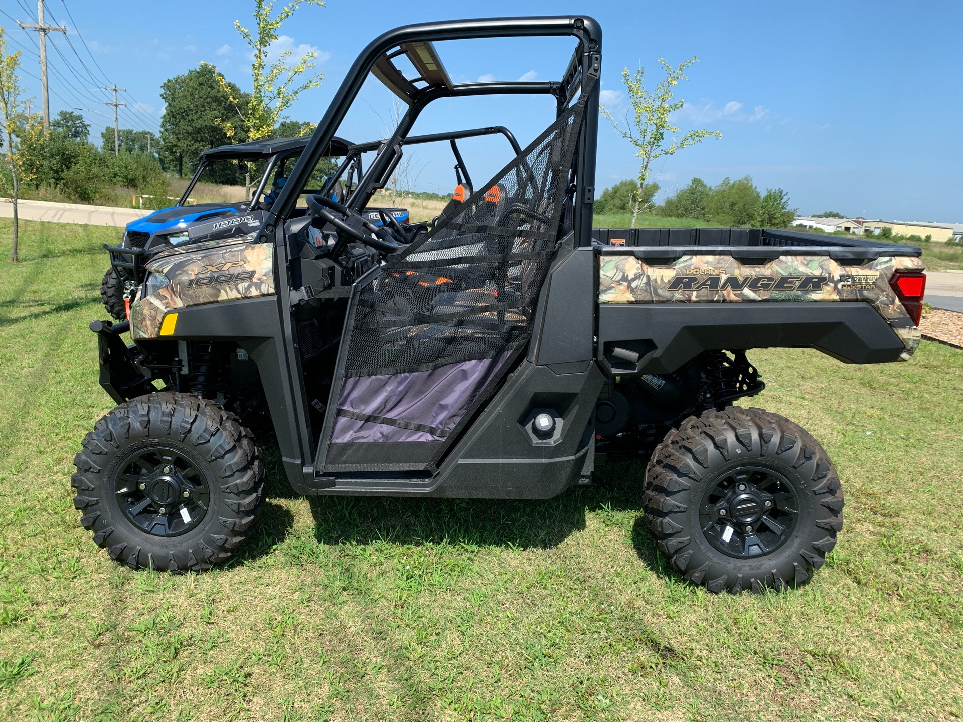 2019 Polaris Ranger XP 1000 EPS Ride Command in Conway, Arkansas