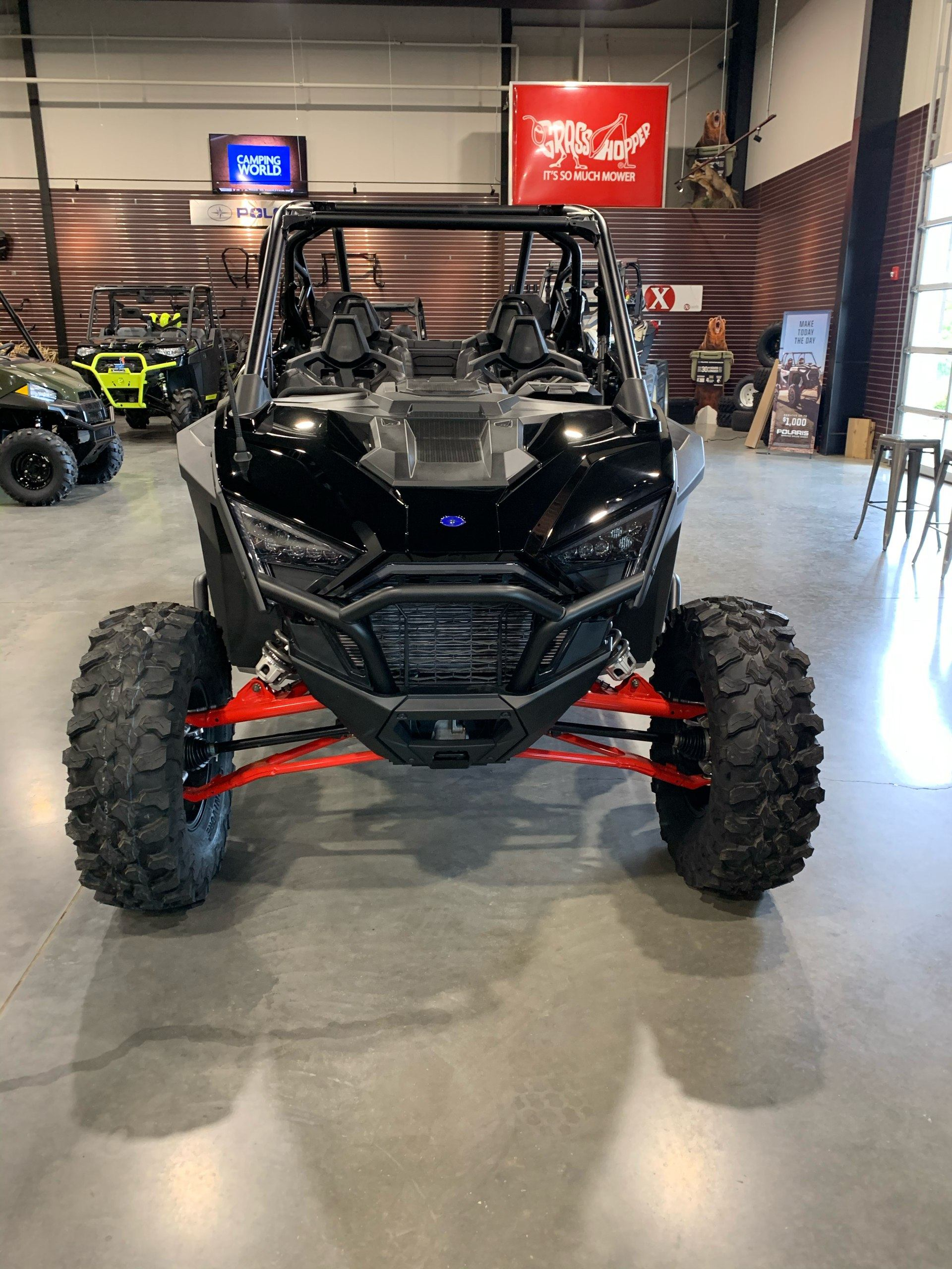 2020 Polaris RZR Pro XP 4 Ultimate in Conway, Arkansas - Photo 8