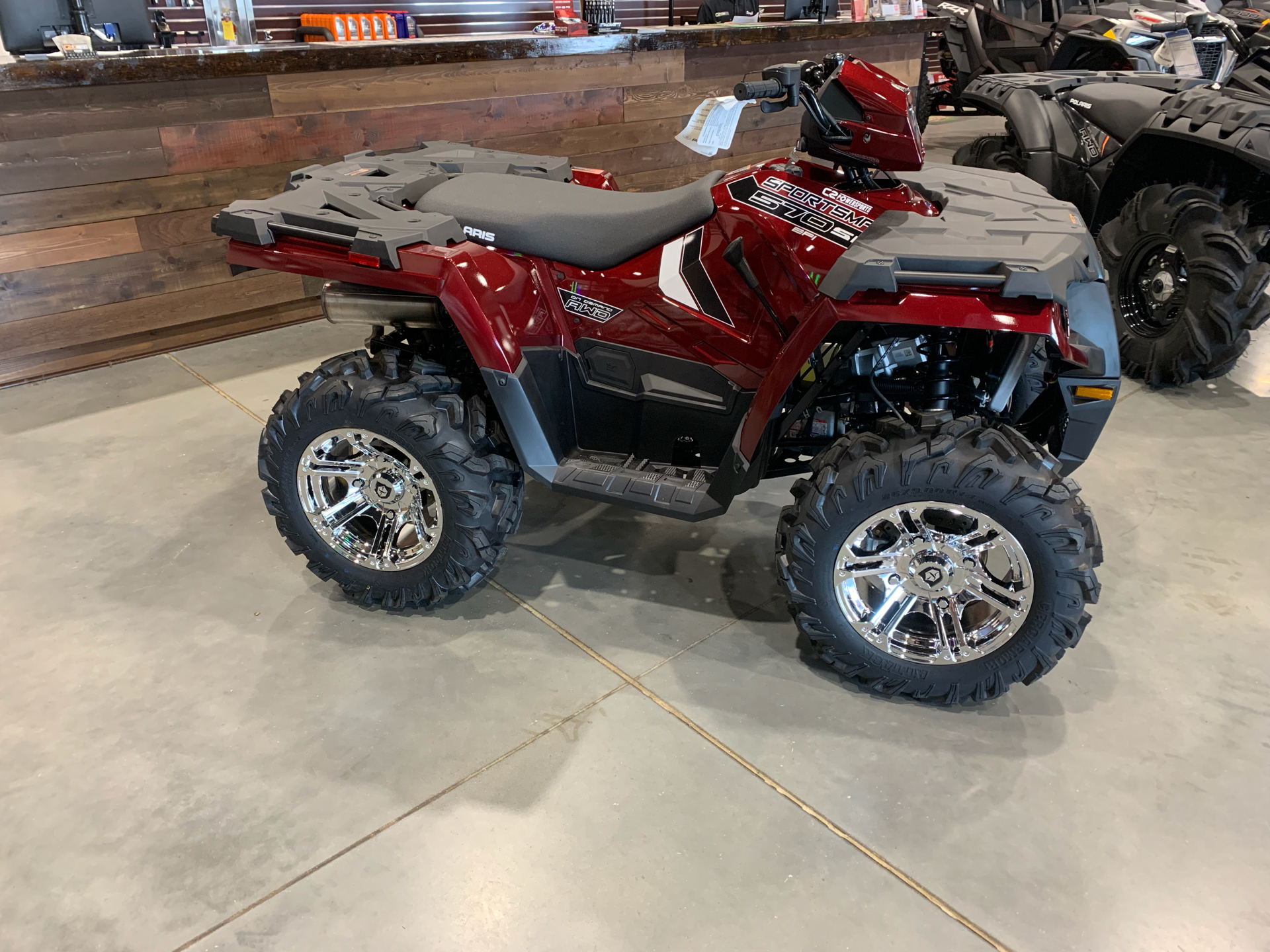 2019 Polaris Sportsman 570 SP in Conway, Arkansas - Photo 1