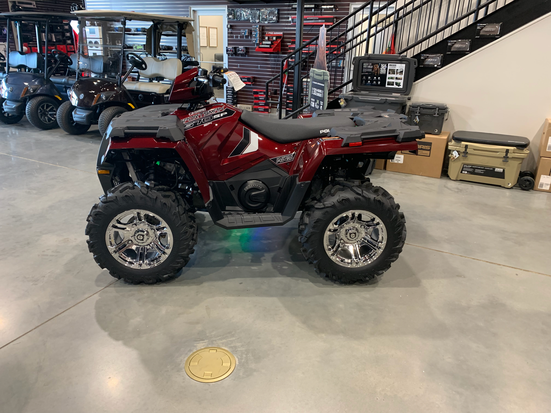 2019 Polaris Sportsman 570 SP in Conway, Arkansas - Photo 2