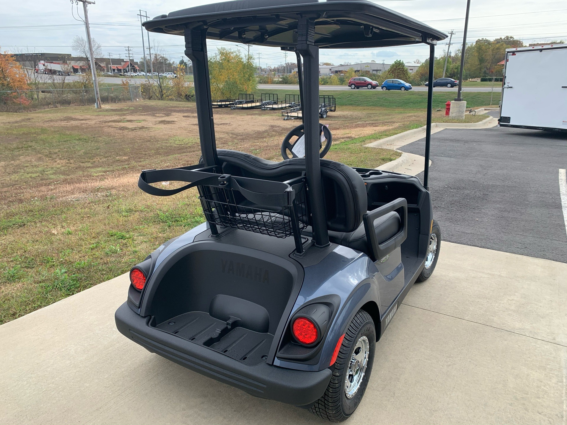2021 Yamaha Drive2 PTV QuieTech EFI in Conway, Arkansas - Photo 4