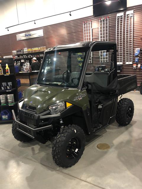 2021 Polaris Ranger 500 in Conway, Arkansas - Photo 1