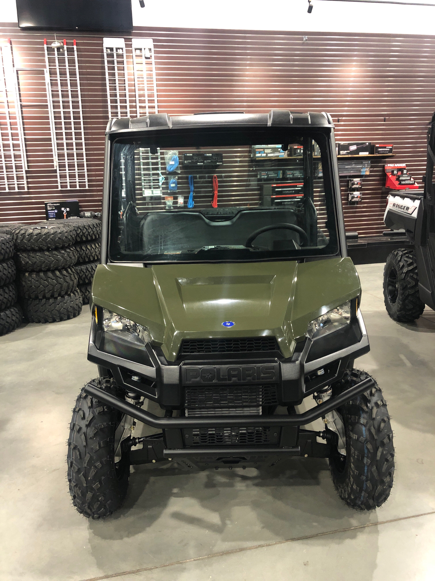 2021 Polaris Ranger 500 in Conway, Arkansas - Photo 2