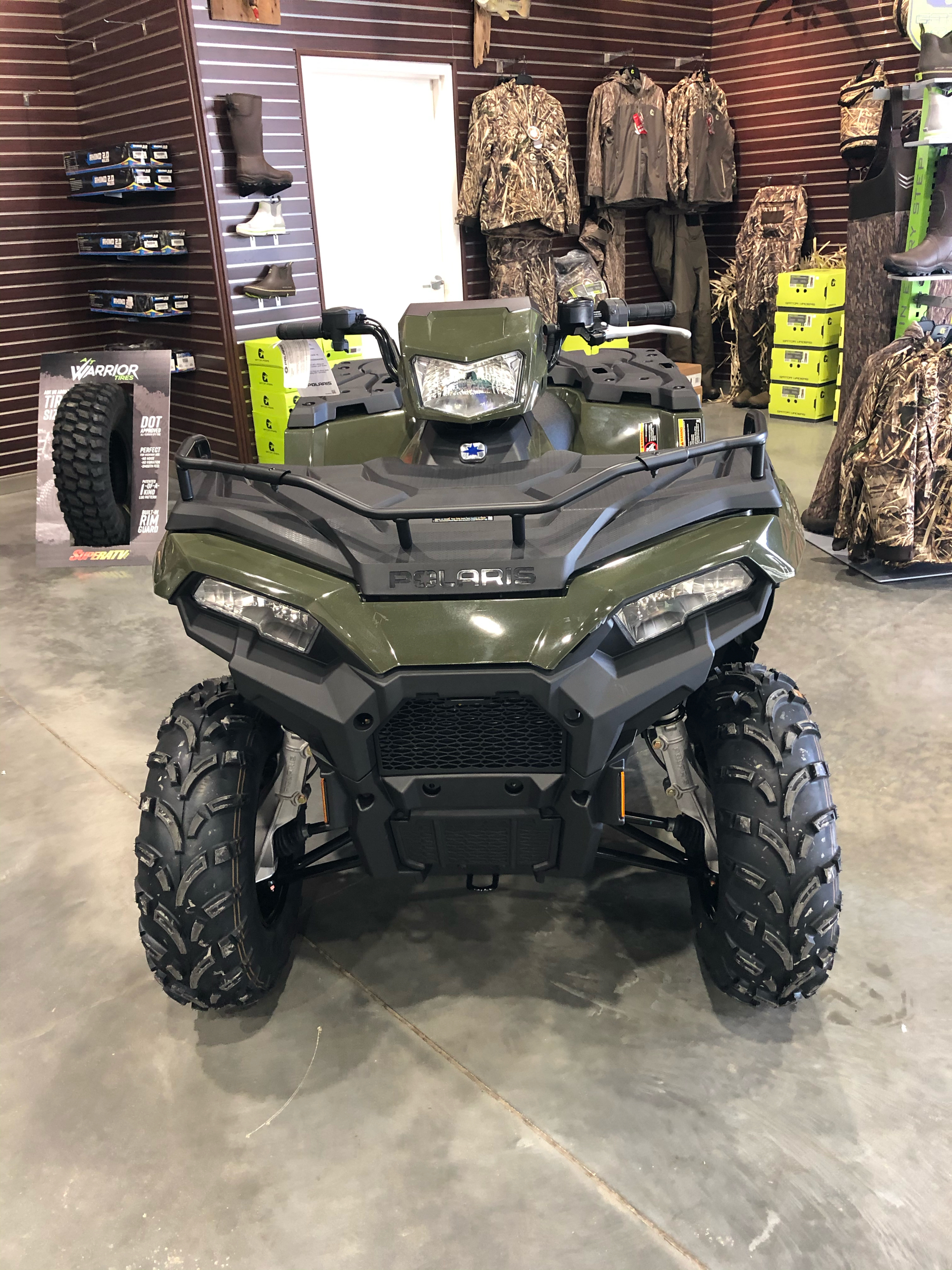2021 Polaris Sportsman 450 H.O. in Conway, Arkansas - Photo 2