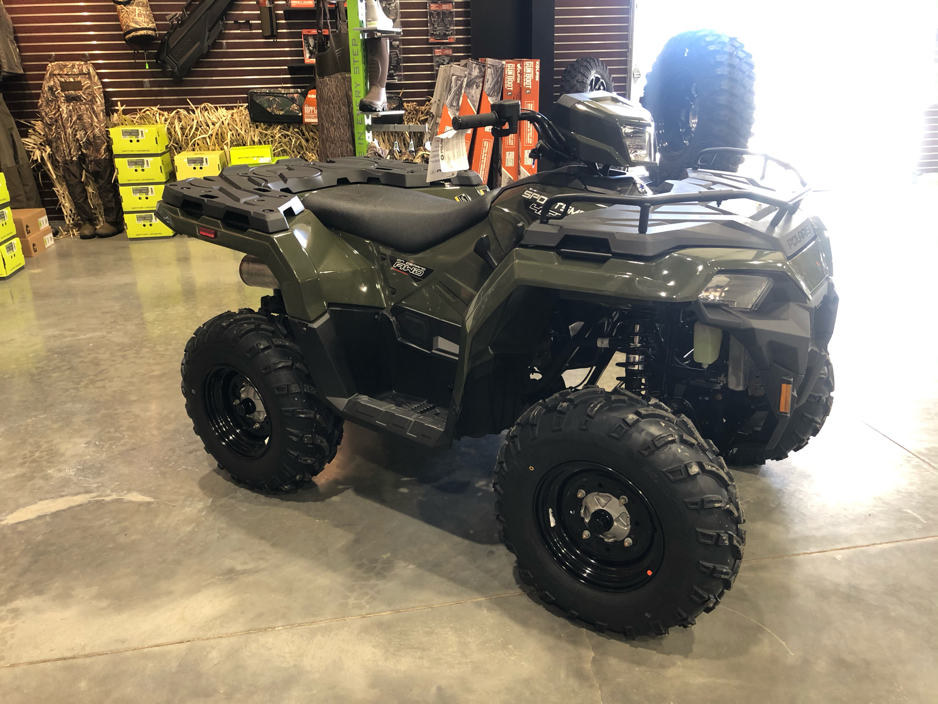2021 Polaris Sportsman 450 H.O. in Conway, Arkansas - Photo 3