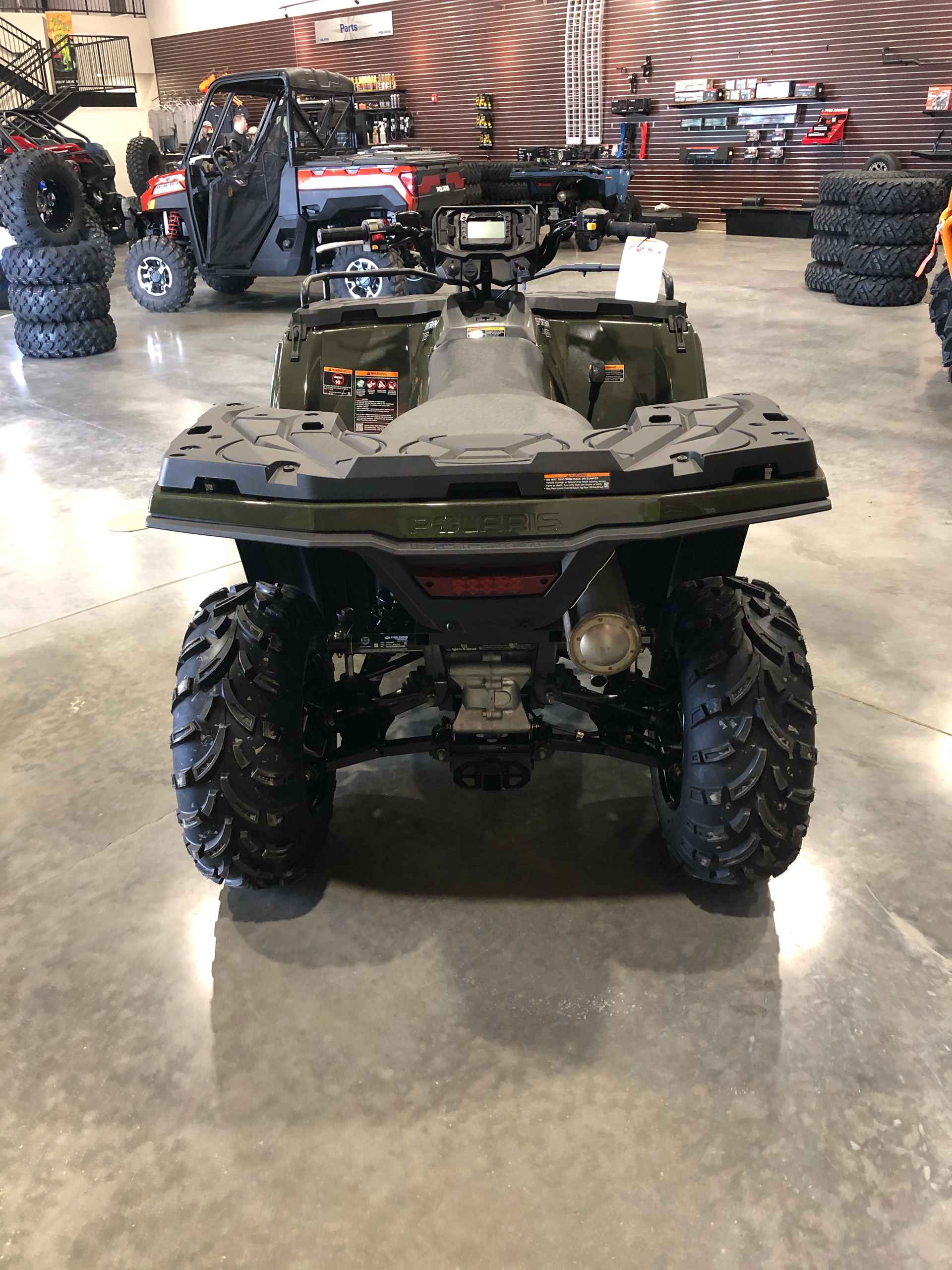 2021 Polaris Sportsman 450 H.O. in Conway, Arkansas - Photo 4
