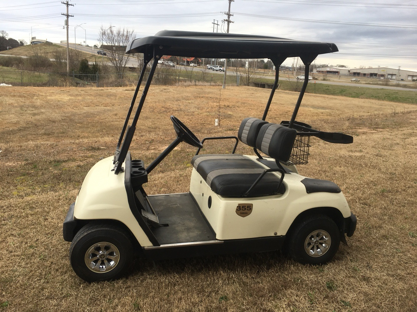 2006 Yamaha G-MAX 48V Electric in Conway, Arkansas