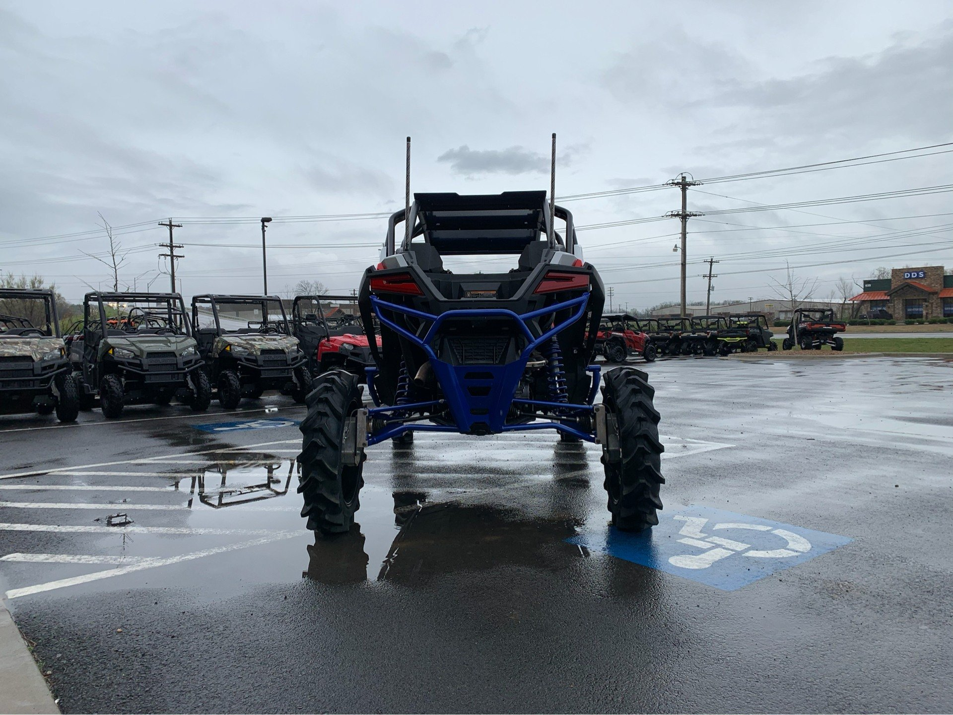2020 Polaris RZR Pro XP 4 Ultimate in Conway, Arkansas - Photo 3