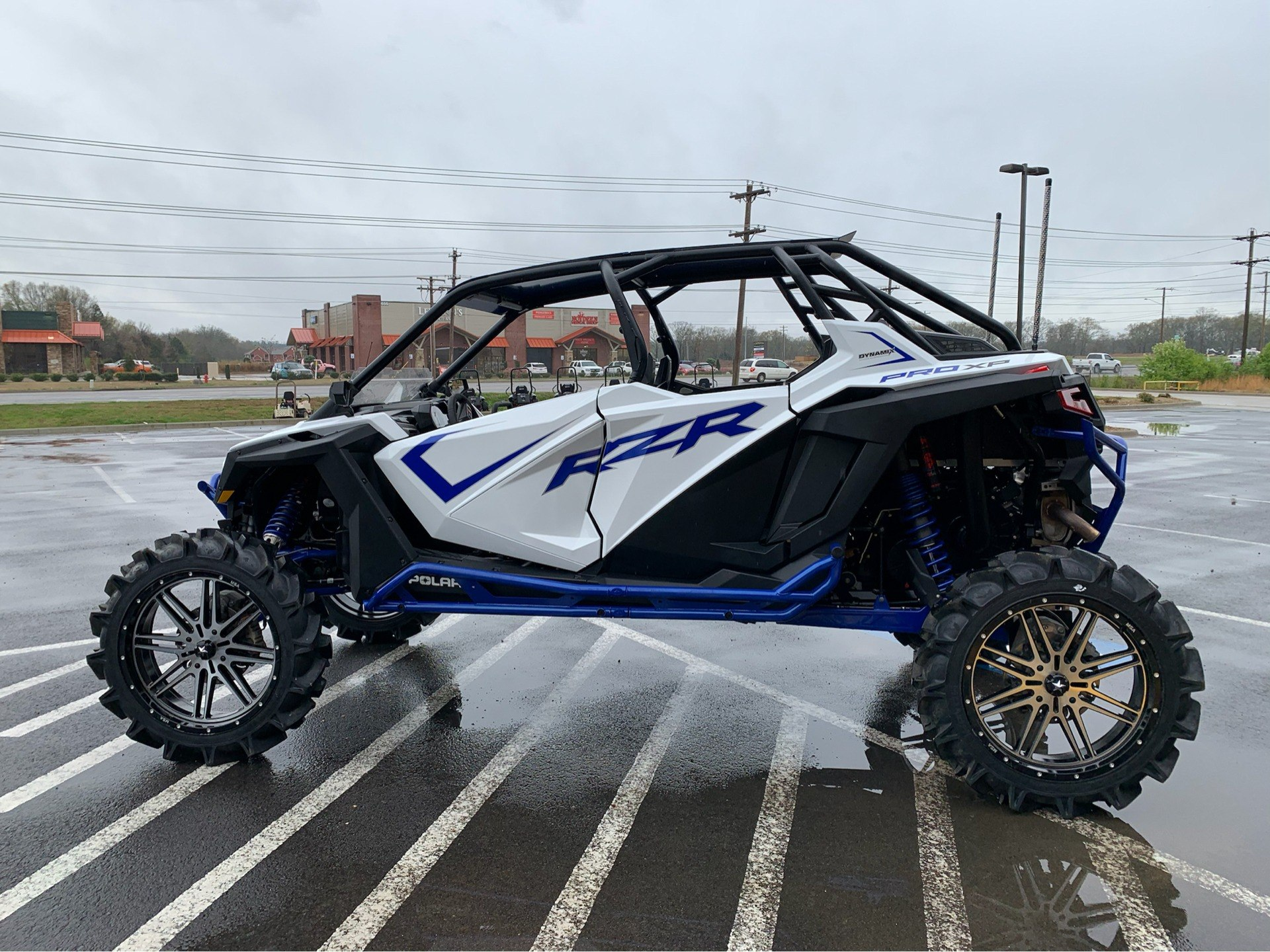 2020 Polaris RZR Pro XP 4 Ultimate in Conway, Arkansas - Photo 4